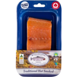 Photo of Woodbridge Hot Smoked Salmon Maple 150g
