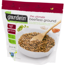 Photo of Gardein The Ultimate Beefless Ground