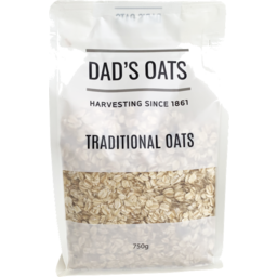 Photo of Dad's Traditional Oats