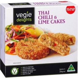 Photo of Vegie Delights Thai Chilli & Lime Sausages 260gm