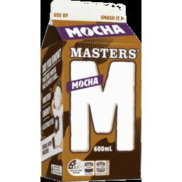 Photo of Masters Mocha Milk 600ml