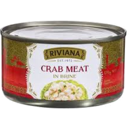 Photo of Riviana Crabmeat 170g