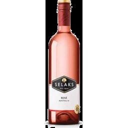 Photo of Selaks Premium Selection Rosé 750ml