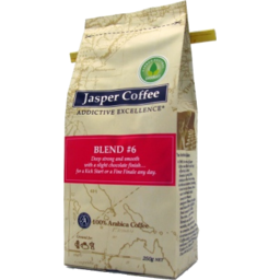 Photo of Jasper Coffee Blend #6 Grd 250gm