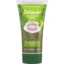 Photo of Gourmet Garden Coriander Paste 80gm