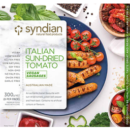 Photo of Syndian Italian Sun-dried Tomato Sausages