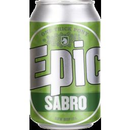 Photo of Epic Sabro IPA 330ml