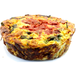 Photo of Rosa Roast Veg Frittata