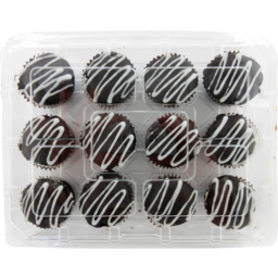 Photo of Mini Mud Cakes 12 Pack 300g