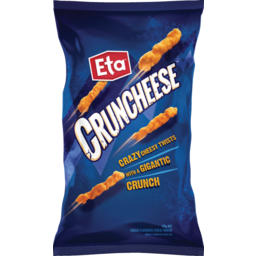 Photo of Eta Corn Snacks Cruncheese 130g