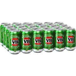 Photo of Victoria Bitter Cans