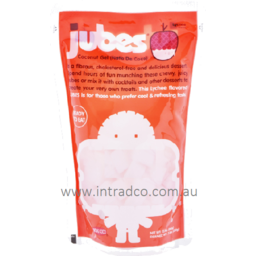 Photo of Jubes Cubes Lychee 360g