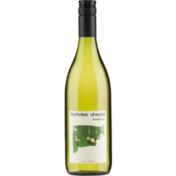 Photo of Tractorless Sustainable Series Chardonnay 750ml