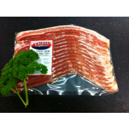 Photo of Pestells Streaky Bacon 250gm
