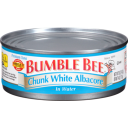 Photo of Bumble Bee Chunky Albacore In Water