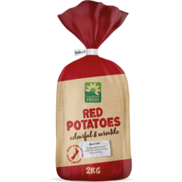 Photo of Potatoes Country Fresh 2kg Red