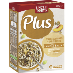 Photo of Uncle Tobys Plus Protein 705g