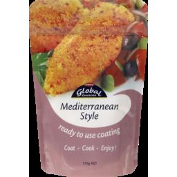 Photo of Diron Global Cuisine Coating Mediterranean 175g