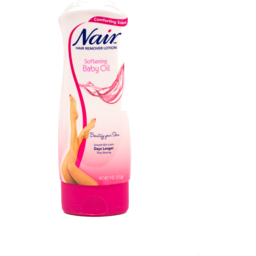 Photo of Nair Lotion With Baby Oil Hair Remover