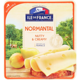 Photo of Ile De France Normantal Sliced 150gm