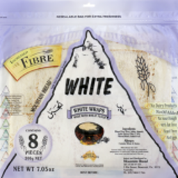 Photo of Mountain Bread White Fibre 200gm
