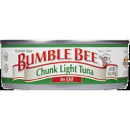 Photo of Bumble Bee Tuna In Oil