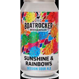 Photo of Boatrocker Sunshine & Rainbows Session Sour Ale Can