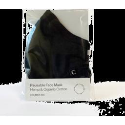 Photo of Contain  Face Mask – Reusable (Black)