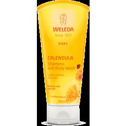Photo of Weleda Baby Shampoo & Body Wash - Calendula 200ml