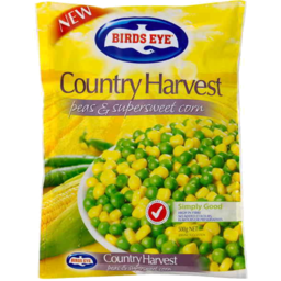 Photo of Birds Eye Country Harvest Peas And Supersweet Corn 500gm