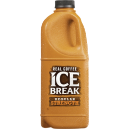 Photo of Ice Break Real Coffee Regular Strength 2lt