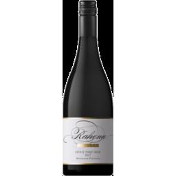Photo of Rahona Valley Pinot Noir 750ml