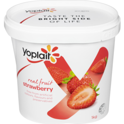 Photo of Yoplait Yoghurt Strawberry 1kg