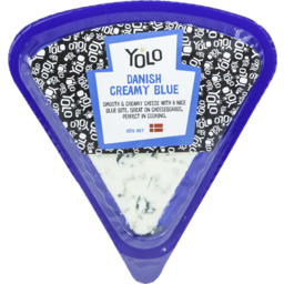 Photo of Yolo Cheese Danish Creamy Blue 100g
