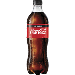 Photo of Coca-Cola No Sugar 600ml