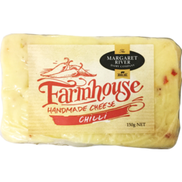 Photo of Farmhouse Handmade Cheese Chilli 150gm