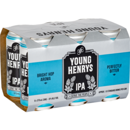 Photo of Young Henrys IPA Cans