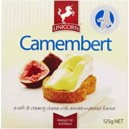 Photo of Unicorn Camembert 125g