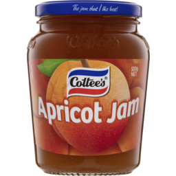 Photo of Cottee's  Jam Apricot 500g