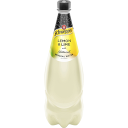 Photo of Schweppes Mineral Water Lemon/Lime 1.1l