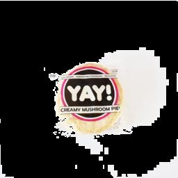 Photo of YAY! Creamy Mushroom Pie