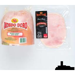 Photo of M/Doro Honey Cured Ham Rwt