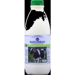 Photo of Barambah Organics Lactose Free Milk 1L