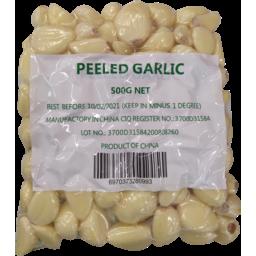 Photo of Fresh Peeled Garlic 500g