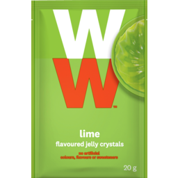 Photo of Weight Watchers Jelly Mix Lime 20g