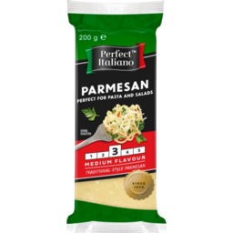 Photo of Perfect Italian Parmesan Cheese 200g