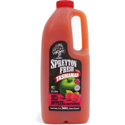 Photo of Spreyton Apple and Raspberry Juice