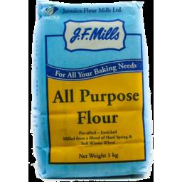 Photo of J.F. Mills All Purpose Flour