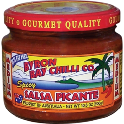 Photo of Byron Bay Salsa Spicy Picante (300g)