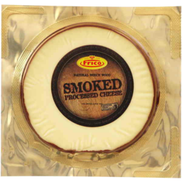 Photo of Frico Natural Beech Wood Smoked Processed Cheese 150gm